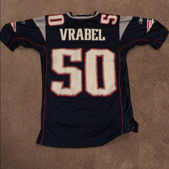 b3e69aa4ab9 Reebok Other | Patriots Jersey Mike Vrabel 50 | Poshmark
